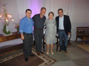 Visita do deputado Ricardo Izar aos municípios de Bauru, Borborema e Cosmópolis.