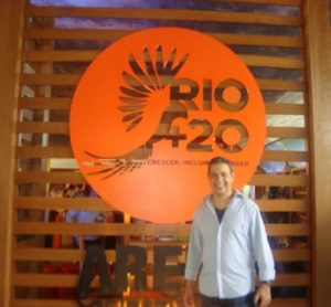 Dep. Ricardo Izar participa da Rio + 20 e visita as instalações da Secretaria Especial de Promoção e Defesa dos Animais do Rio de Janeiro