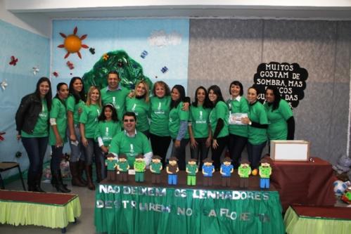 Dep. Ricardo Izar participa da Festa Julina do CEI de Volta para Casa II