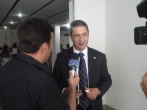 Dep. Ricardo Izar Jr. recebe o Título de Cidadão Juquianense