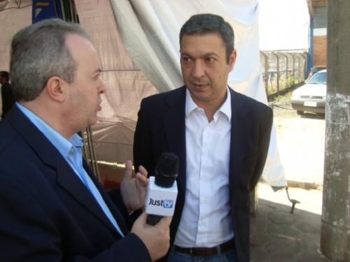 Dep. Ricardo Izar acompanha progresso da segurança pública em Rio Claro