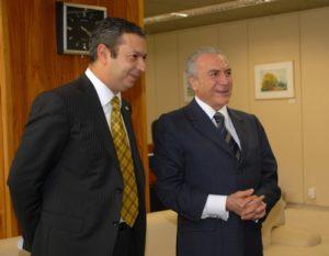 Audiência com o Vice-Presidente da República, Michel Temer