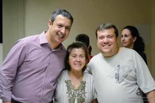 Visita à Cabrália Paulista