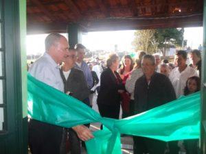Inauguração da Creche-Berçario de Pinhalzinho/SP