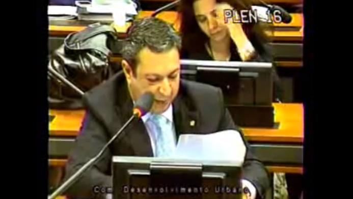 PROJETO DE RICARDO IZAR QUE REGULAMENTA A PROFISSÃO DE PAISAGISTA É APROVADO NA CDU