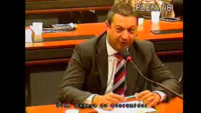RICARDO IZAR PARTICIPA DE AUDIÊNCIA PÚBLICA COM MINISTRO DAS COMUNICAÇÕES