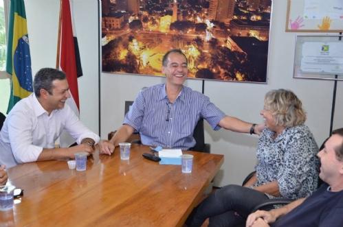 Visita aos Municípios da região de Presidente Prudente