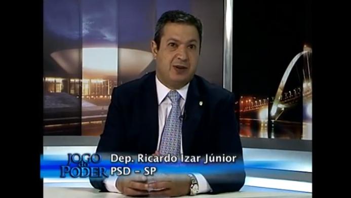 Part 2 Entrevista do dep Ricardo Izar para o programa Jogo do Poder