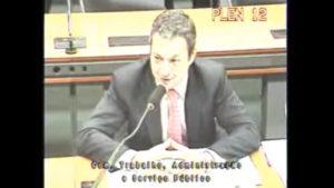 """Dep Ricardo Izar na audiência pública sobre a regulamentação do """"salão-parceiro"""" e do """"profissional- parceiro"""""""