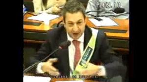 Dep Ricardo Izar (PSD/SP) na audiência pública sobre a regulamentação da profissão de paisagista