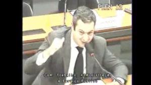 Dep Ricardo Izar na audiência pública sobre a regulamentação da profissão de designer de interiores