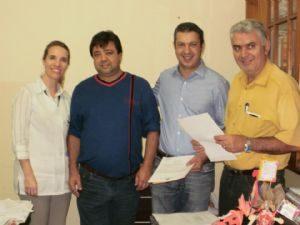 Dep. Ricardo Izar destina recursos para a APAE de Monte Alto