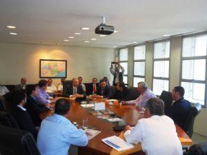Dep. Ricardo Izar participa de reunião na Secretaria da Habitação do Estado de São Paulo