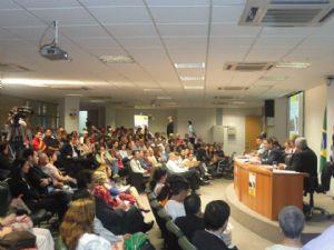 Seminário sobre Políticas Públicas, Direitos e Defesa dos Animais