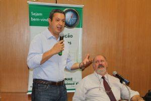 Deputado Ricardo Izar participa do curso de administração de gabinete para vereadores eleitos e lideranças da grande São Paulo