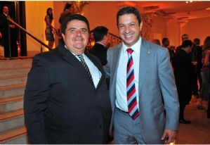 Dep. Ricardo Izar participa do Evento de Lançamento da Agenda Legislativa do Cooperativismo