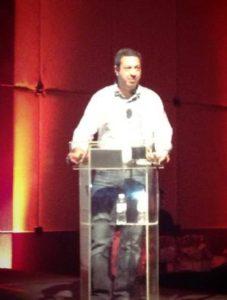 Dep. Ricardo Izar Jr fala aos Designer de Interior