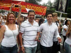 Deputado Ricardo Izar participa de evento contra os maus-tratos de animais no Brasil!