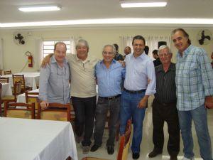 Deputado Ricardo Izar participa de eventos com a comunidade: na Mooca, na Vila Prudente, na Vila Alpina e na Vila Zelina