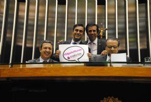 Folha de São Paulo: Câmara aprova lei que proíbe animais em testes de cosméticos