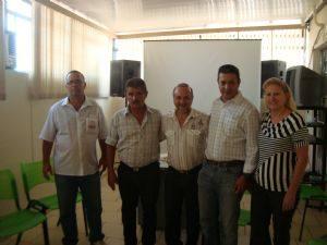 Izar visitou a cidade de Barra Bonita