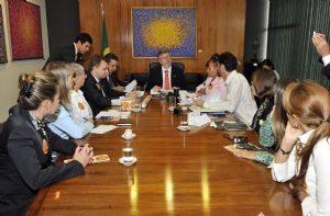 Deputado Ricardo Izar se reúne com Presidente da Câmara