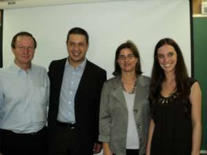Visita a Secretaria de Agricultura e Abastecimento do Estado de São Paulo