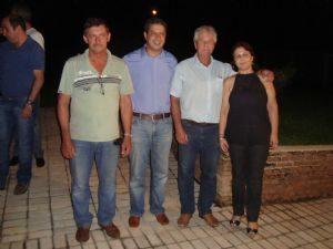 Ricardo Izar visitou Pirajuí