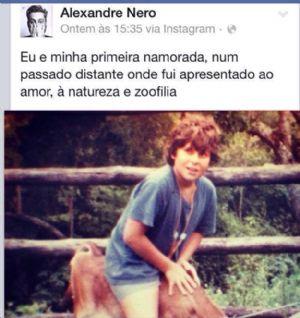 Poder Online: Após polêmica com Alexandre Nero, deputado defende mais rigor contra zoofilia