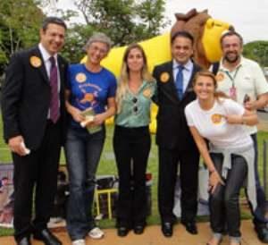 WSPA promove manifestação contra uso de animais em circos