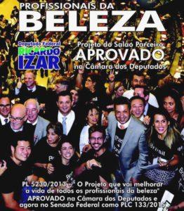 Ricardo Izar é parceiro do setor de serviços de beleza