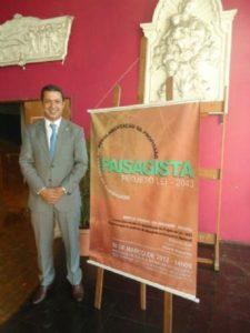 Debate na Escola Belas Artes da UFRJ sobre regulamentação da profissão de Paisagista