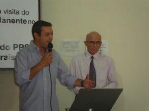 Visita do Dep. Ricardo Izar Jr. ao Município de Juquitiba
