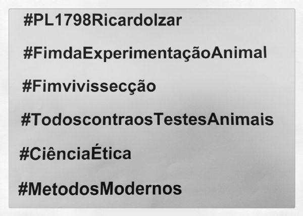 PL 1798/2015 – Proíbe o uso de animais não-humanos vivos nos estabelecimentos de ensino público e privado em todo o Território Nacional.