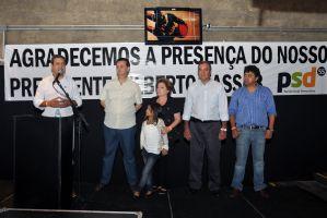 1° Encontro do PSD e seus parceiros da região de Jaú, Bauru e Lins – Depoimentos