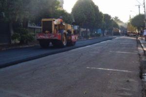 Administração deverá recapear cerca de 10 mil² de ruas e avenidas