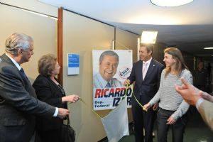 Inauguração do Espaço Deputado Ricardo Izar – Conselho de Ética e Decoro Parlamentar