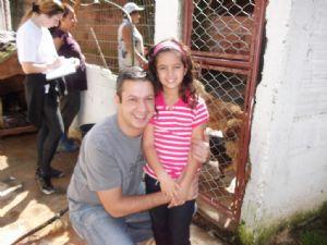 Dep. Ricardo Izar participa do Mutirão de Atendimento Veterinário em Parelheiros