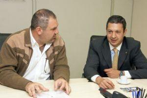 Reunião com Secretário Estadual de Habitação garante unidades residenciais para municípios