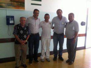 Dep. Ricardo Izar destina recursos para a saúde em Amparo