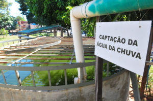 Senado sanciona incentivo ao aproveitamento de águas das chuvas