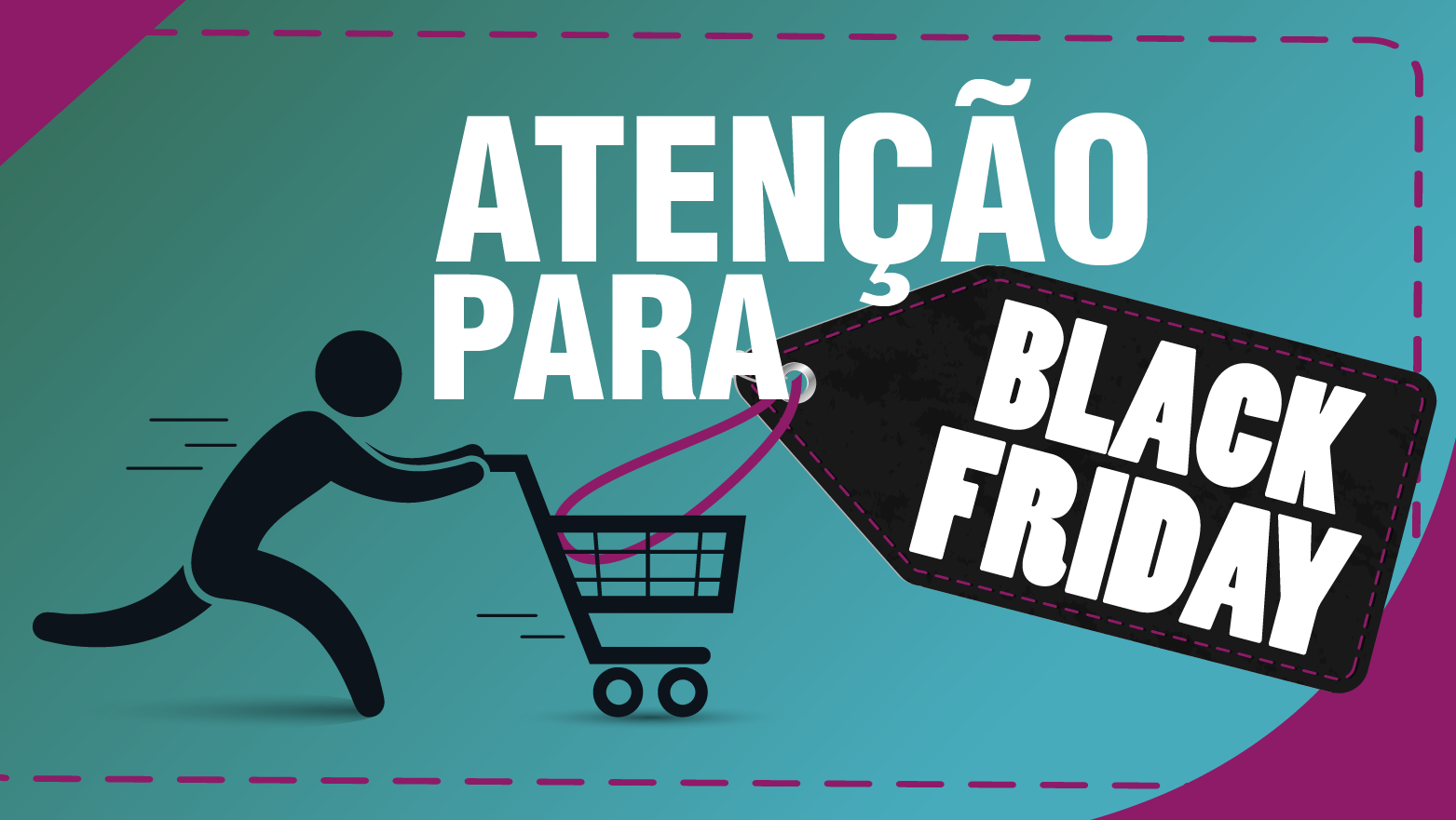Cuidado com falsos descontos e maquiagem de preços na Black Friday