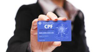Número do CPF será incluído nos registros do cadastro eleitoral