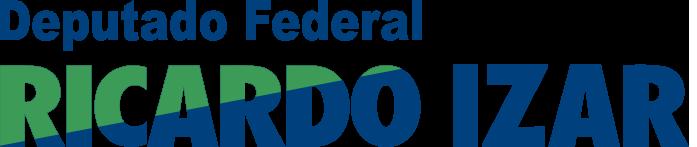 Logo 2 - Site oficial do deputado Ricardo Izar