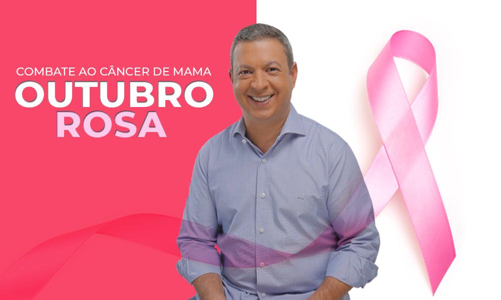 Outubro Rosa: a importância de cuidar da saúde da mulher