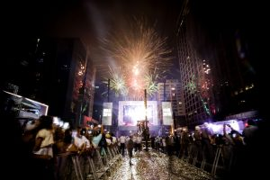 Festa de Réveillon da Avenida Paulista terá queima de fogos silenciosa pela 1ª vez